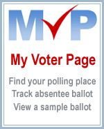 My Voter Page logo
